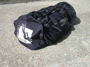 Scuba diving KIT BAG dive MASK snorkel FINS BOAT bcd MESH holdall WET SUIT DRY !