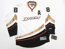 TEEMU SELANNE ANAHEIM DUCKS WHITE REEBOK PREMIER HOCKEY JERSEY SIZE MEDIUM