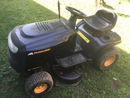 Ride on mower Raleigh Bellingen Area Preview