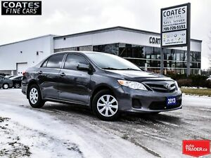 2013 Toyota Corolla NO ACCIDENTS