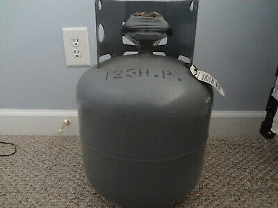 National Refrigerant Recovery Reclaim Cylinder Tank - 50lb Pound Sealed