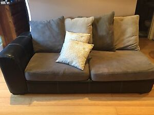 Clean comfy couch needs new home Elwood Port Phillip Preview