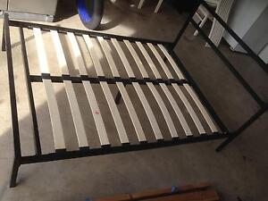 Double bed frame Tiwi Darwin City Preview