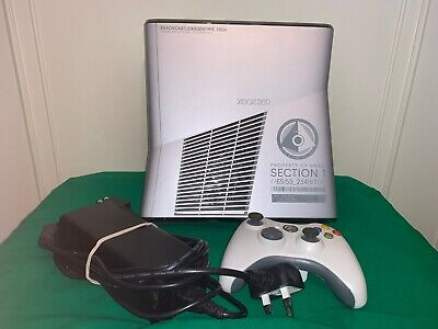 "Xbox 360 Slim ""Halo Reach"" Console 250GB  Power Supply & Games *Plug-in & Play*"