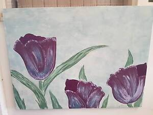 Tulips on Canvas Para Hills Salisbury Area Preview