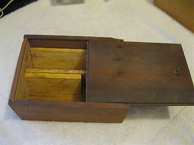 Deltarockwell Shaper Cutterbit Wooden Case. Original Wood Box