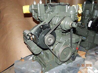 Mep 802a Lister Petter Lpw2 Onan Dn2m 2 Cylinder Diesel Engine