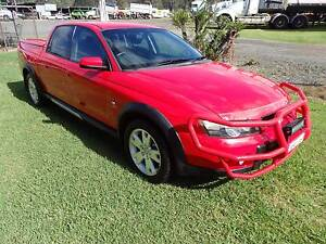2003 Holden Crewman X8 Ute Tabulam Tenterfield Area Preview