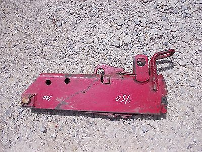 Farmall 450 560 Tractor Ih 2pt Hitch Fasthitch Implement Prong Pocket Holder Re