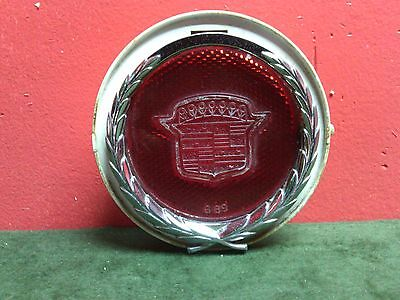 1969 Cadillac Eldorado RH (passenger) REAR side marker light  OEM