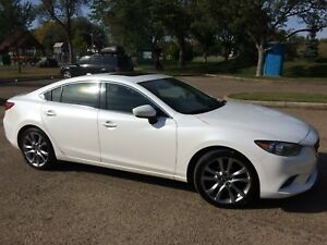 Mazda 6 GT Fully Loaded TechPackage