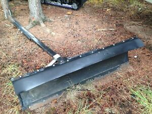 SNOW PLOW FOR UTV/ATV