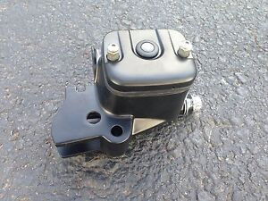 Master cylinder NEW for harley chopper + chrome covers