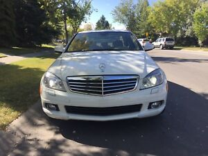 2008 Mercedes c300 4matic AWD