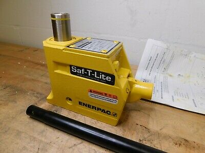 Enerpac Hydraulic Pump Jack 10000 Psi Jha73