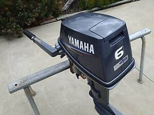 Yamaha 6 HP Outboard Trevallyn West Tamar Preview