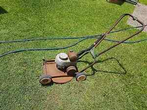 Old lawn mower vintage Sippy Downs Maroochydore Area Preview