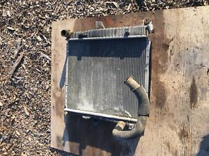 2004 ford ranger radiator components