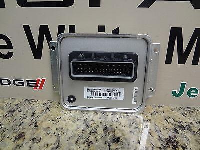 Front Control Module 02 05 Dodge Ram