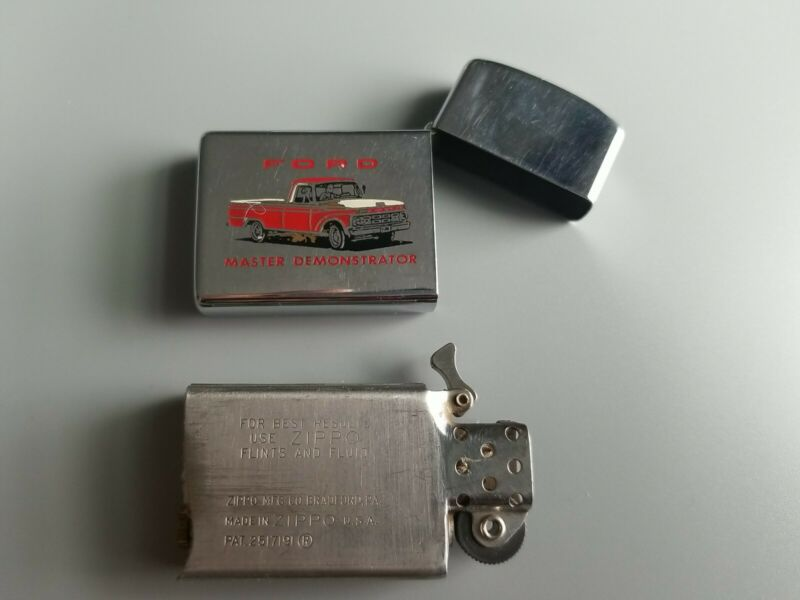 1964 Zippo Slim Ford Master Demonstrator Used