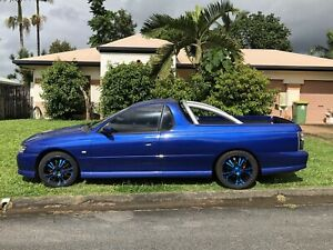 LOW KM 160***** 04 holden Vz commodore ute (6 speed manual)