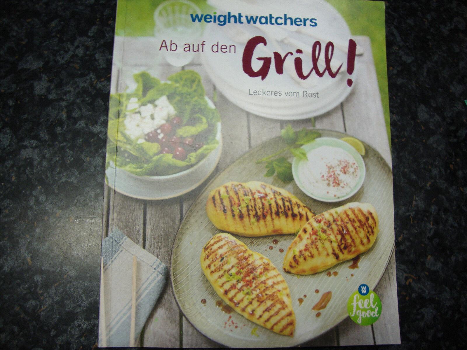 weight watchers Kochbuch: Ab auf den Grill!