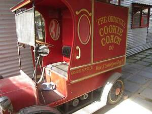 For Sale Original New York Cookie Coach Malmsbury Macedon Ranges Preview