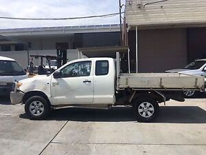Toyota Hilux sr spacecab 2007 Springwood Logan Area Preview