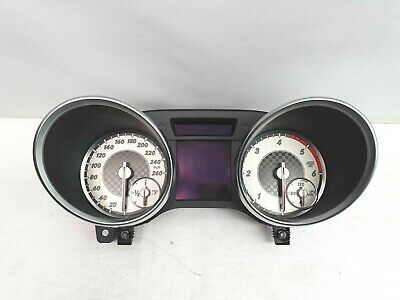 Mercedes-Benz SLK W172 Kombiinstrument Tacho 260 Km/h Benzin A1729000604