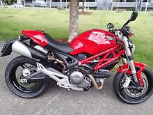2012 Ducati Monster 659 LAMS Approved Moorooka Brisbane South West Preview