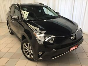 2016 Toyota RAV4 Limited, Top Package !
