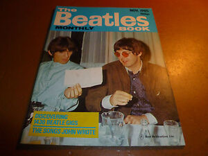 THE-BEATLES-BOOK-MONTHLY-MAGAZINE-No-115-Nov-1985-PAUL-McCARTNEY-JOHN-LENNON