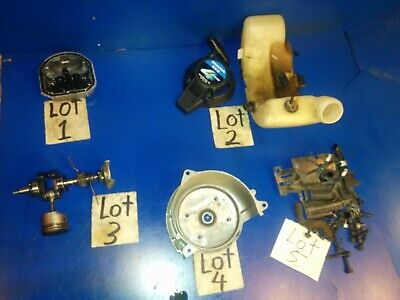 Lots  Water Pump Honda Wx10 Wx10k1 Ay5 Gcaam-1432390 2 4o