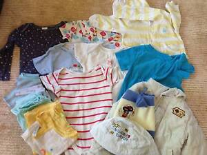 Freebies - Baby clothes size 00-1 (Boy & Girl) Killara Ku-ring-gai Area Preview