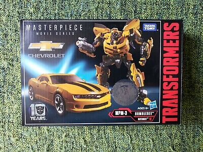 Transformers Masterpiece Movie Series Bumblebee MPM 3 Toys R Us TRU Exclusive
