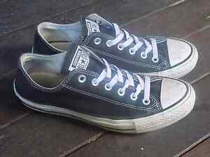 CONVERSE Chuck Taylor All Star Classis Black Stanthorpe Southern Downs Preview