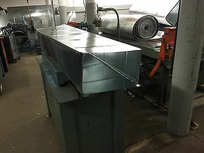 14x8 Duct Work Ductwork Sheet Metal Sheetmetal Furnace Heatingair Conditioning