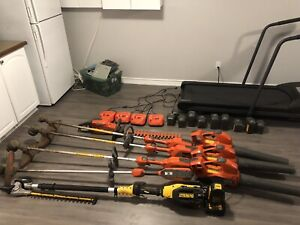 Husqvarna Commercial Battery Lawn Care Equipment