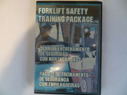 Coastal Safety Training Fork Lift Training Package