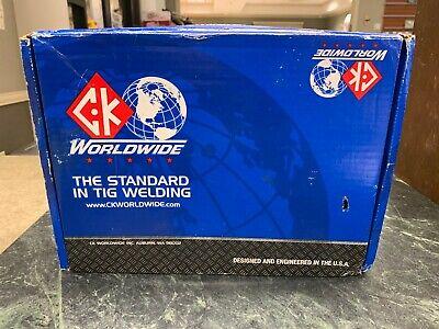 Ck Worldwide Ck26v-25-r Fx Standard Series Gas Cooled Tig Torch -ships Free-