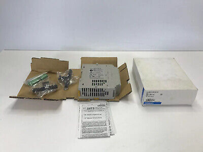 Omron S8ts-03012f-e1 Power Supply 100 To Vac Input 12vdc 2.5amp Output New