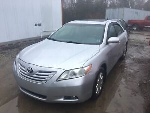 2009 Camry Loaded Leather, New MVI