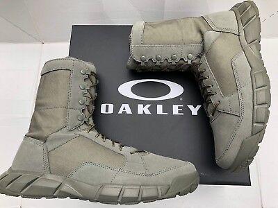 Tactical Assault Boot (NEW! OAKLEY LIGHT ASSAULT 2 Boot SAGE 11188-751 Military Tactical Boot SZ)