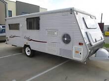 "2007 Coromal Caravan Excel 512 ""Pop Top"" - MUST SELL! Wangara Wanneroo Area Preview"
