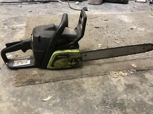 Poulan Chainsaw 38cc