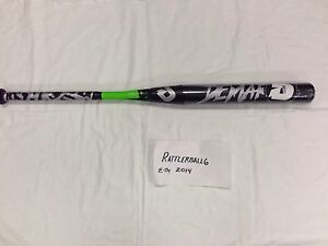 2014 Demarini F6 SF6 Slow Pitch Softball Double Wall Bat 27oz NIW