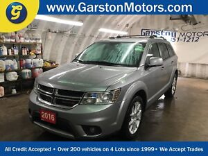 2016 Dodge Journey LIMITED*POWER SUNROOF*REAR DVD PLAYER*7 PASSE