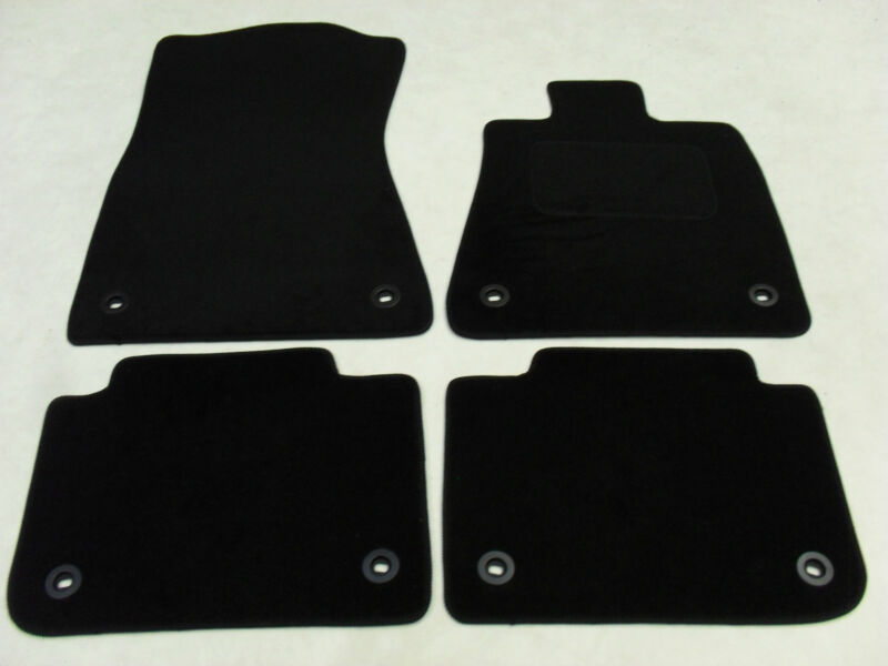 Lexus GS250-GS300 2013-on Fully Tailored Deluxe Car Mats in Black