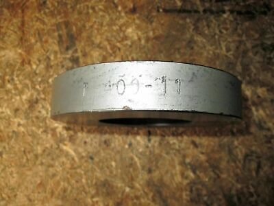 Eatonweatherhead Hydraulic Hose Crimper Die Ring Silver T-400-11
