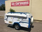 2014 JAYCO SWIFT CAMPER with SOLAR PANEL BAG AWNING Klemzig Port Adelaide Area Preview